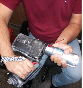 دستگاه پرس هیدرولیک سوپرپایپ